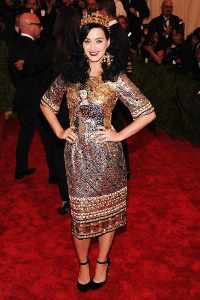 Katy Perry Met Ball