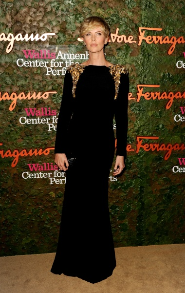 best dressed - Charlize theron