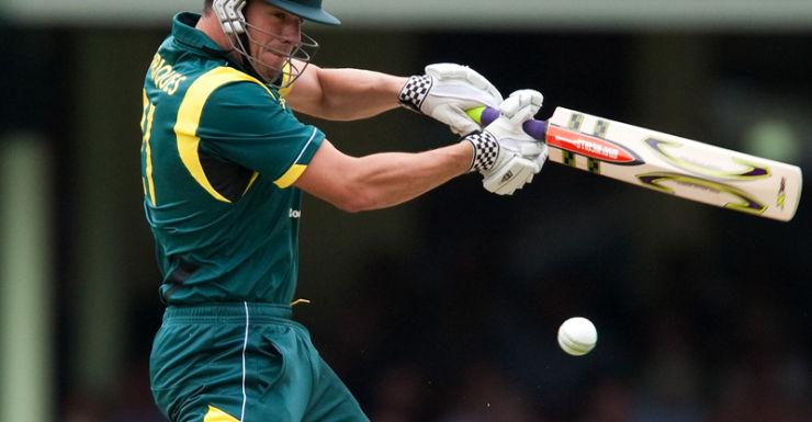 Australian cricketer Moises Henriques