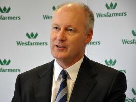 Wesfarmers CEO Richard Goyder