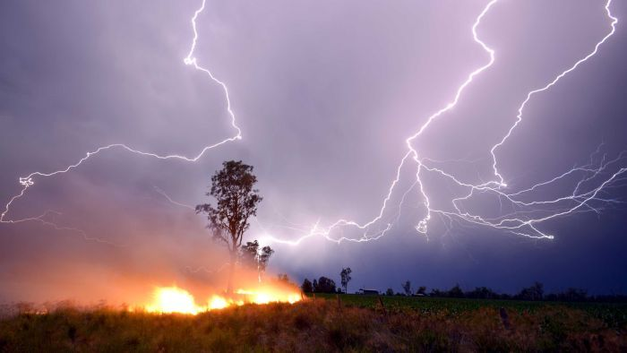 thunderstorm asthma cool change
