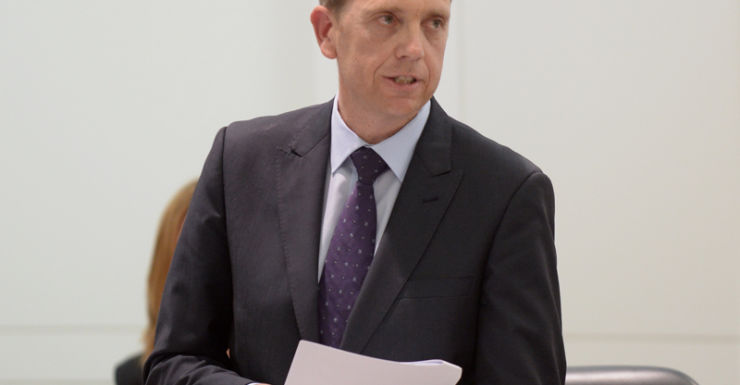 ACT Attorney General Simon Corbell