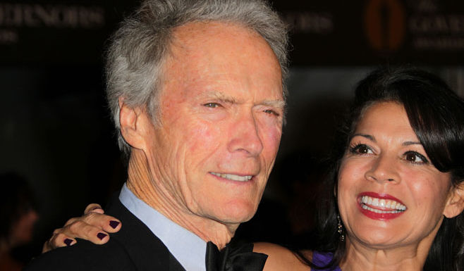 Clint Eastwood divorce