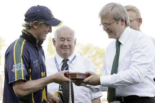 George Bailey meets Kevin Rudd
