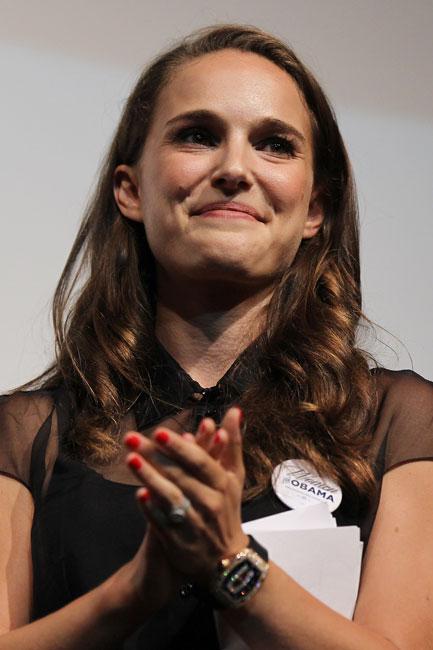 """Natalie Portman: """"Smart women love smart men more than smart men love smart women."""""""