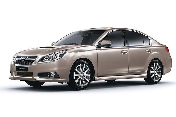 Subaru Liberty.