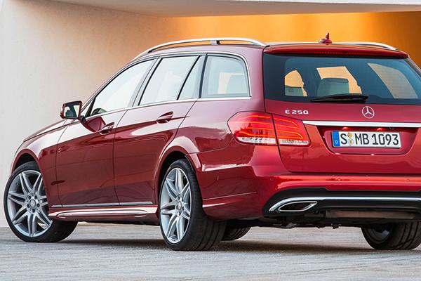 Mercedes E Class.