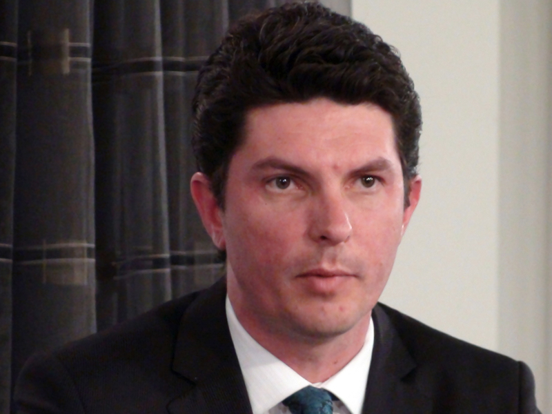 Greens Senator Scott Ludlam