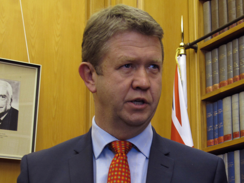 New Zealand politician David Cunliffe