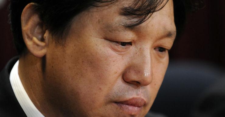 Hyeonggyu Ban, the father of murdered Korean woman Eunji Ban