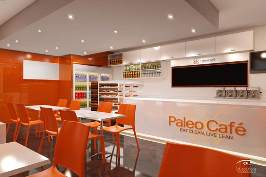 The Paleo Cafe is set to expand.