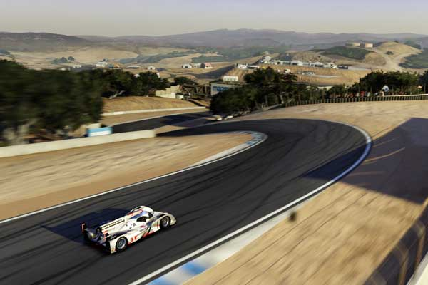 Forza 5 lets you tear apart 14 popular racing tracks around the world.