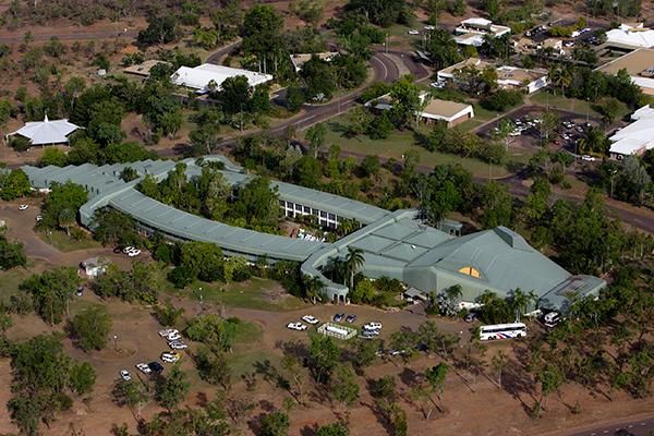 Gagudju Crocodile Holiday Inn, Jabiru