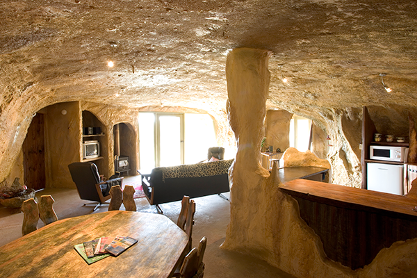 The Desert Cave Hotel, Coober Pedy