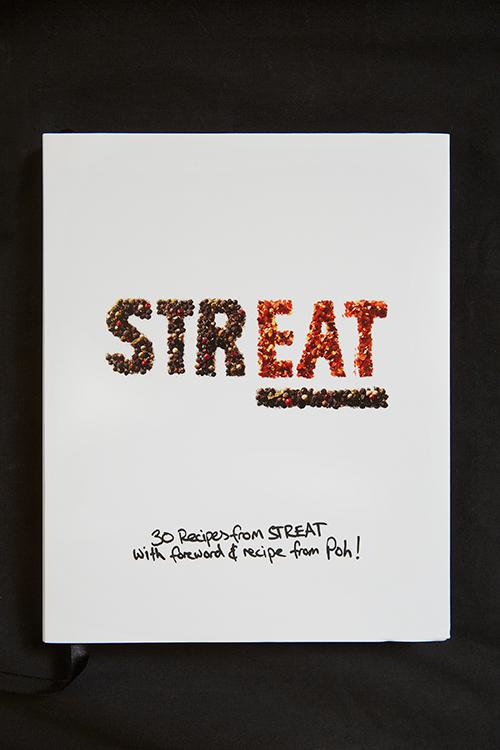 The STREAT cookbook.