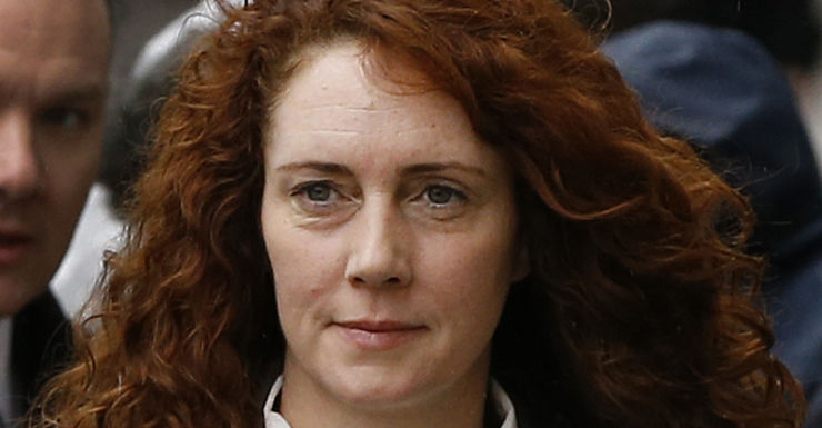 Rebekah Brooks arrives at The Old Bailey law court on Thursday