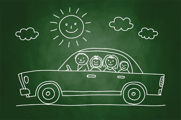 Check out the New Daily's checklist for buying a family car.