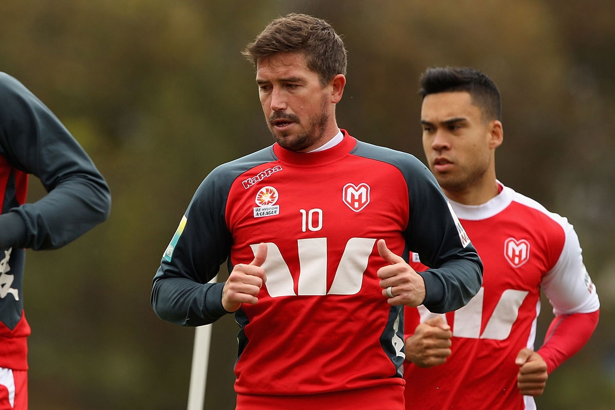 Harry Kewell is still struggling to overcome injury
