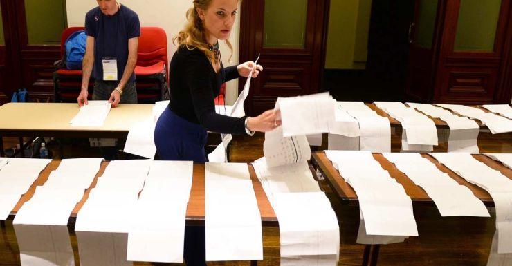 Australian senate votes