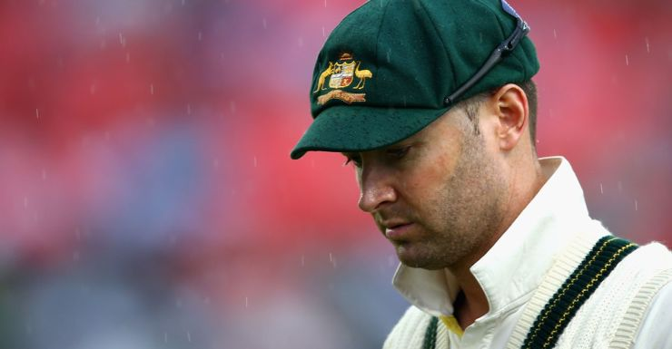 Michael Clarke: the English believe they have his measure.