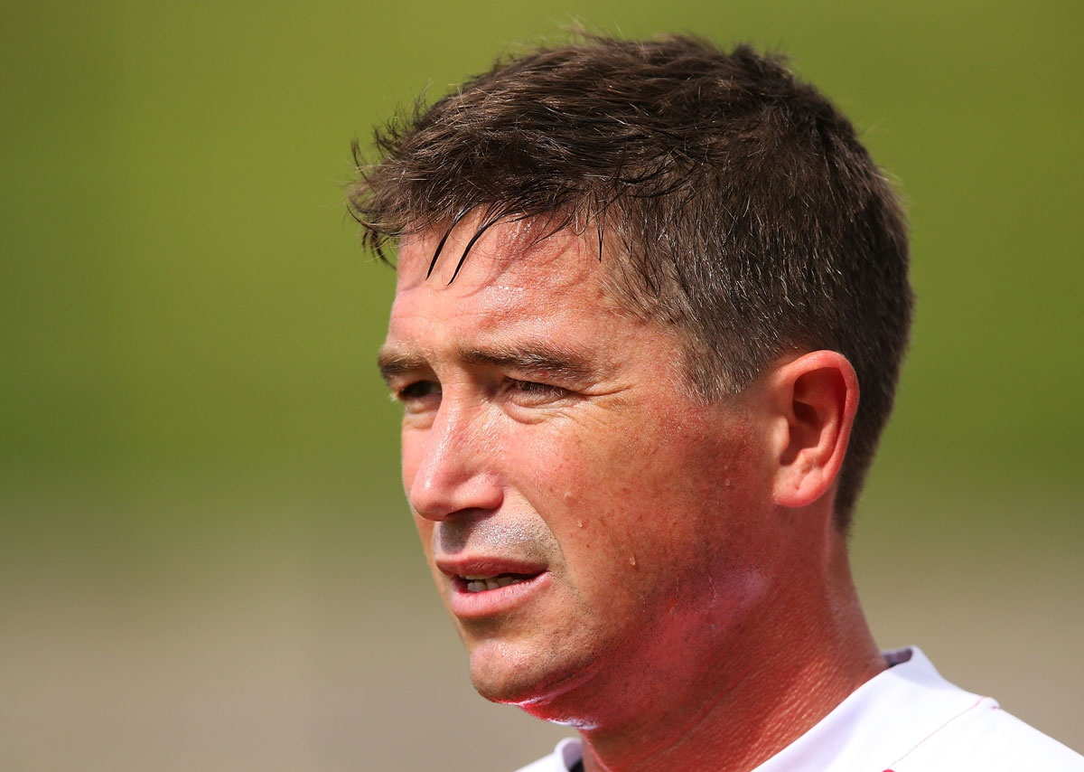 Harry Kewell at training
