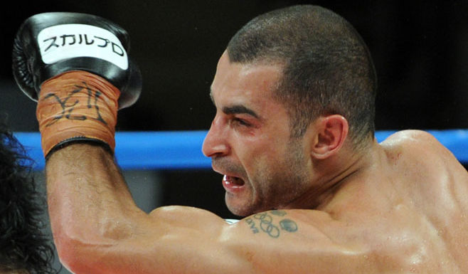Vic Darchinyan: defeated in Texas.