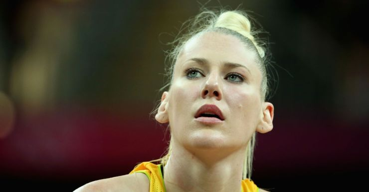 Despite being a superstar in America, Lauren Jackson puts Australia first.