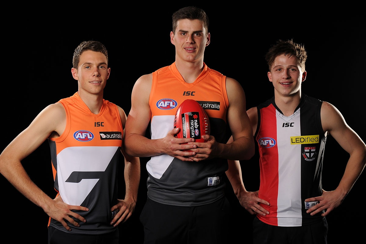 New draftees