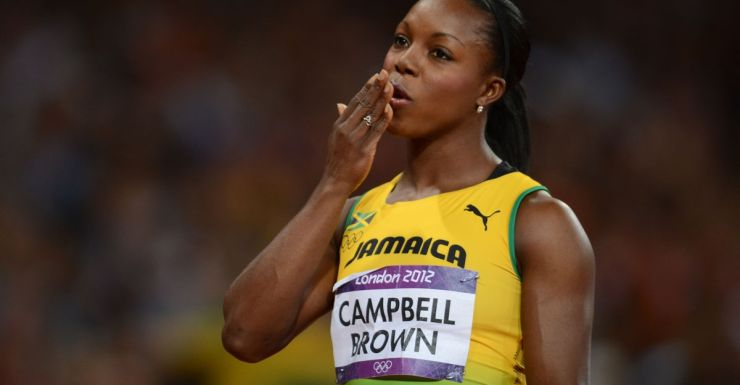 Veronica Campell-Brown