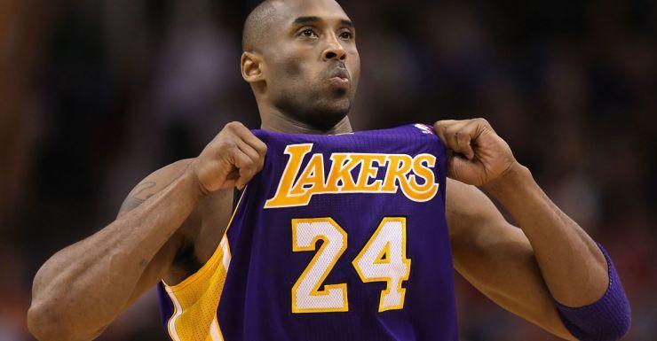 Loyal Laker: Kobe Bryant.