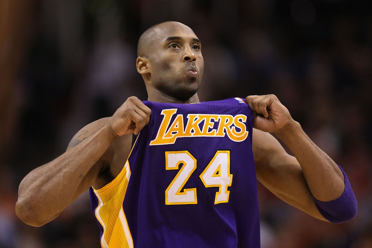 Loyal Laker: Kobe Bryant.