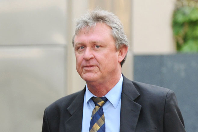 Dean Hofstee's father Peter