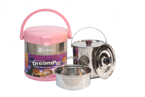 The DreamPot supports the National Breast Cancer Foundation.