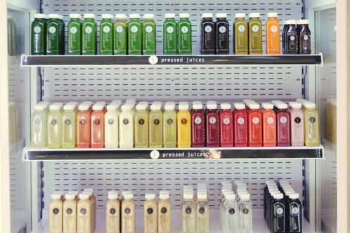 The full spectrum of Pressed Juices.