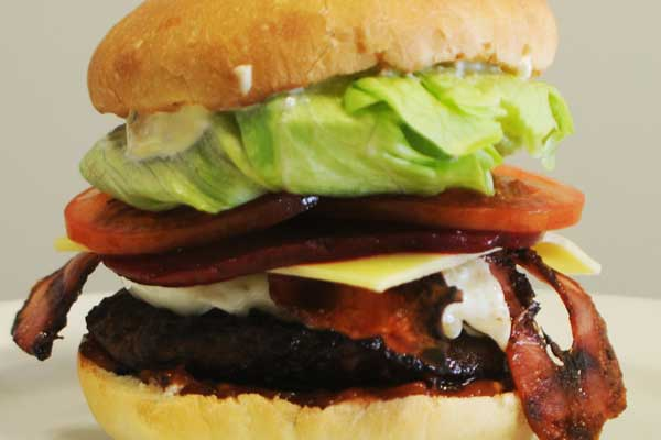 The Tassie Tempter - is everything the classic Aussie burger should be.