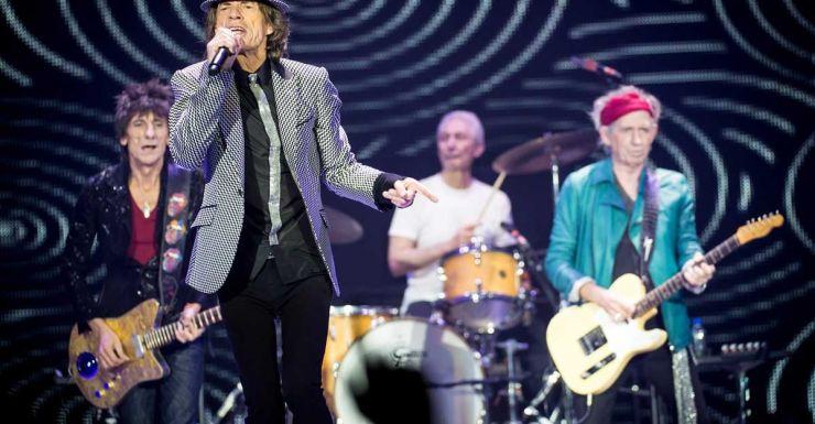 Rolling Stones 2014 tour