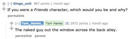 tom hanks friends