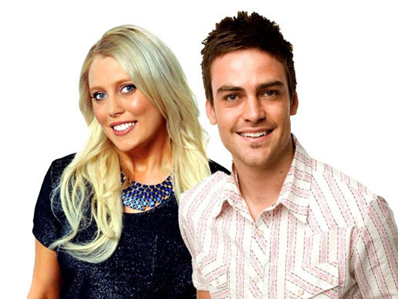 Australian radio DJ Mel Greig