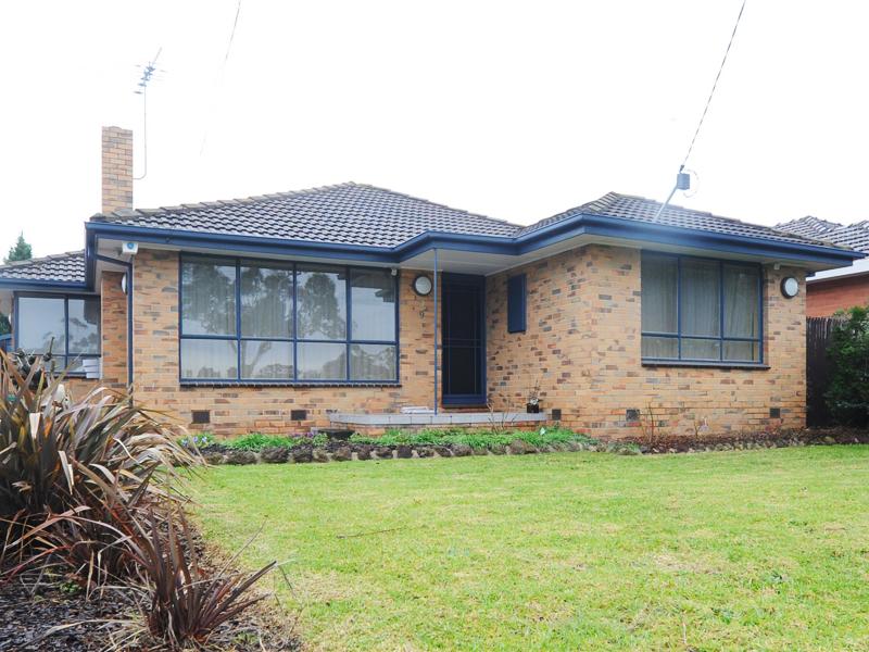 The modest Melbourne home of former prime minister Julia Gillard.