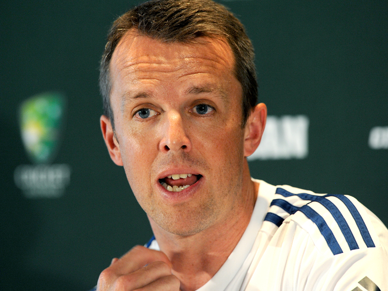 Retired England off-spinner Graeme Swann