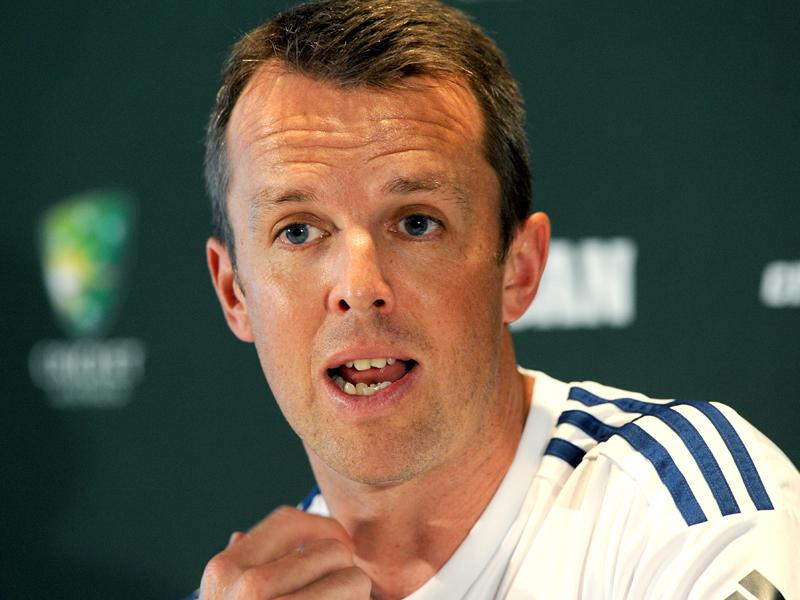 Retired England off-spinner Graeme Swann