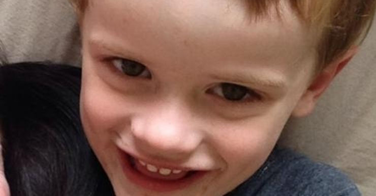 Missing child Connor Elliott Graham