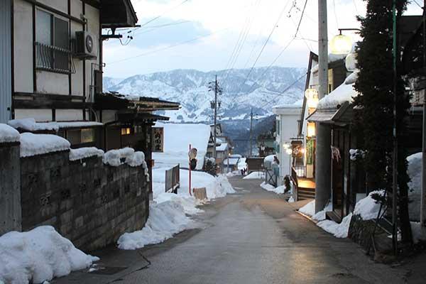 Nozawa-street