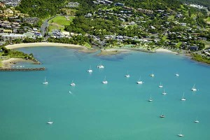 Airlie Beach is changing rapidly.