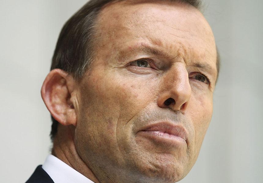 Tony Abbott carbon tax