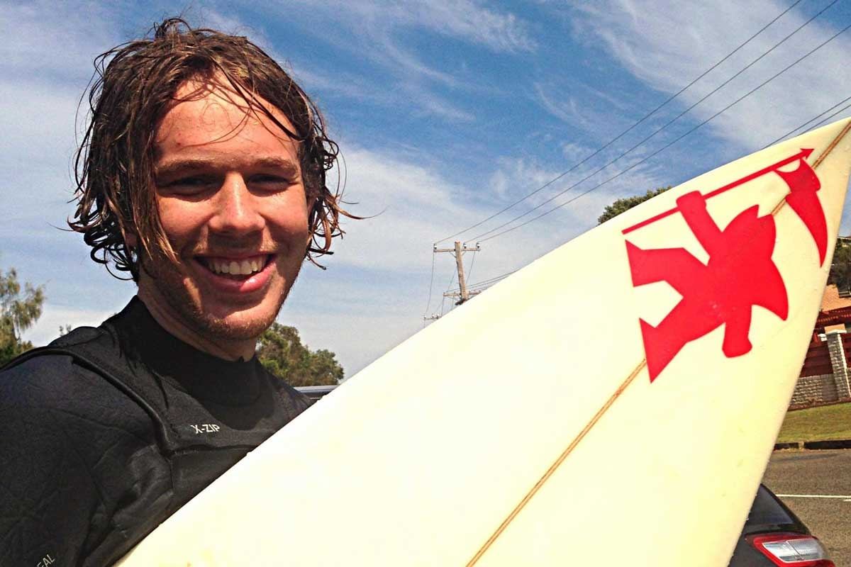 Zac Young, 19, killed by a shark while bodyboarding near Coffs Harbour.
