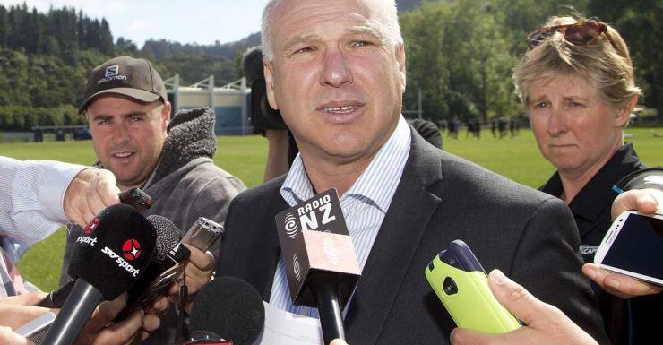 NZ Cricket chief David White.