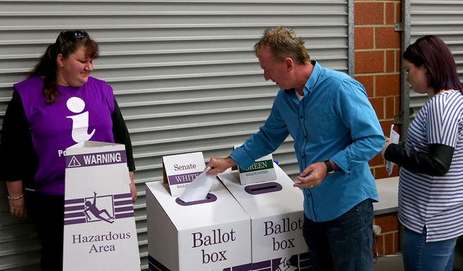 australia post electronic voting