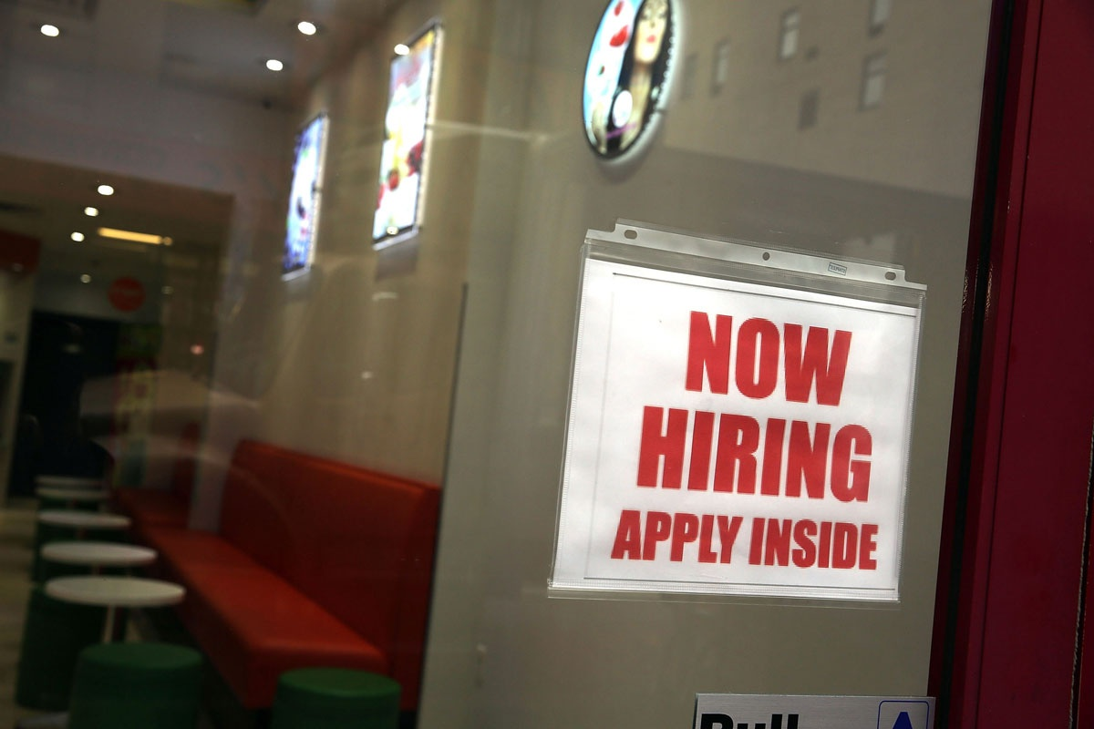 US job market