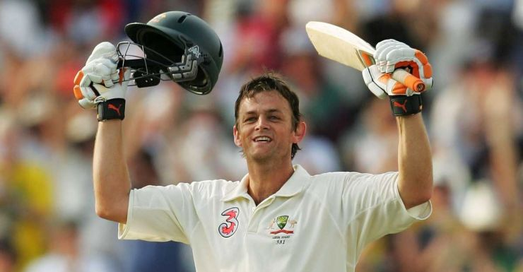 One of the greats: Adam Gilchrist.